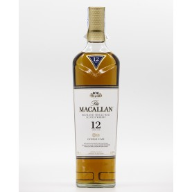 Whisky Macallan 12 Double Cask