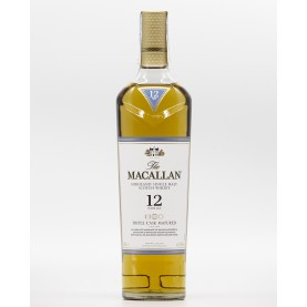 Whisky Macallan 12 Triple Cask Matured