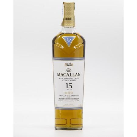 Whisky Macallan Triple