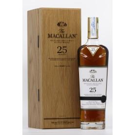 Whisky Macallan 25 Años