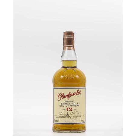 Whisky Glenfardas 12 Años