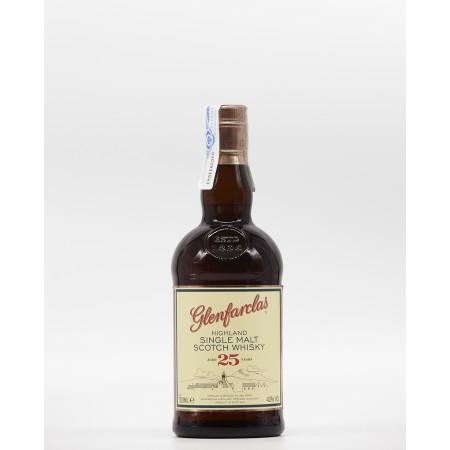 Whisky Glenfarclas 25
