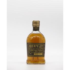 Whisky Aberfeldy 21 Años