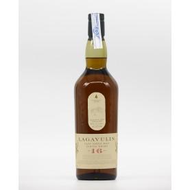 Whisky Lagavullin 16 Años
