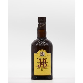 Whisky J&B 15 Años
