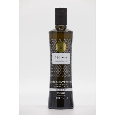 Aceite de Oliva Virgen Extra Selma Millenary Olive Oil