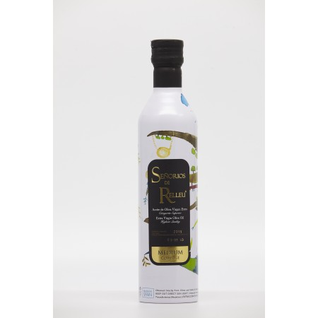 Aceite de Oliva Virgen Extra Señorío de Relleu Medium Coupage