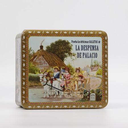 Lata de Galletas Musical La Despensa de Palacio