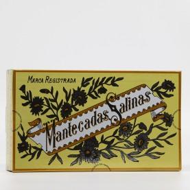 Caja Mantecadas Salinas