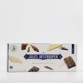 Jules Destrooper Belgian Chocolate Thins 100gr