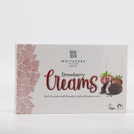 Chocolate Strawberry Creams Whitakers