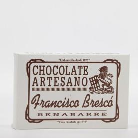 Chocolate Brescó 65% a la piedra 350g
