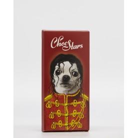 Chocolate Chocstars Pop 100gr