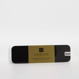 Lata Catánies Almendra Caramelizada con Chocolate Negro