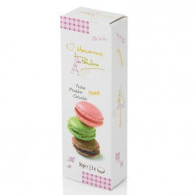 3 Mini Macarons de Pauline 36gr