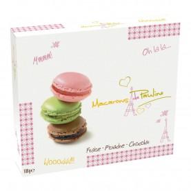 9 Macarons de Pauline 108gr
