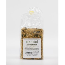 Cracker al Emmental Montal 200gr