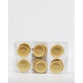 Mini Tartaletas Montal 12 Unidades