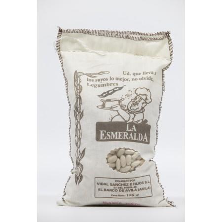 Alubias de Riñon La Esmeralda 1kg