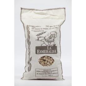 Garbanzos La Esmeralda 1kg