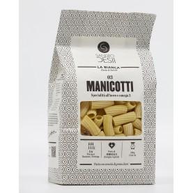 Manicotti con Omega3 de Origen Vegetal Sandro Desii 500gr