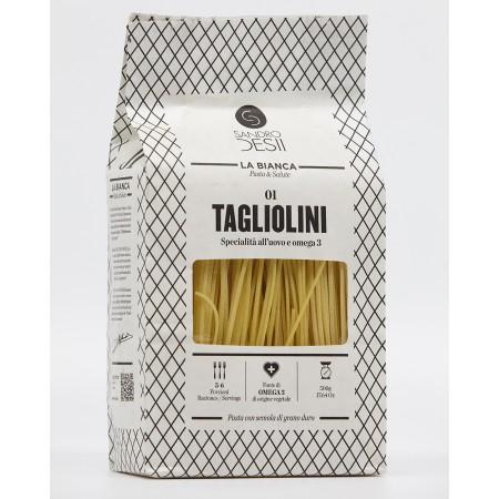 Tagliolini con Omega3 de origen vegetal Sandro Desii 500gr