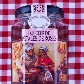 Confitura Petalos Rosa