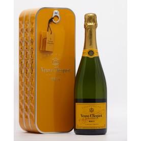 Champagne Veuve Clicquot Yellow Label Estuche