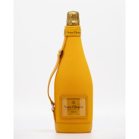 Champagne Veuve Clicquot Yellow Label Ice Jacket